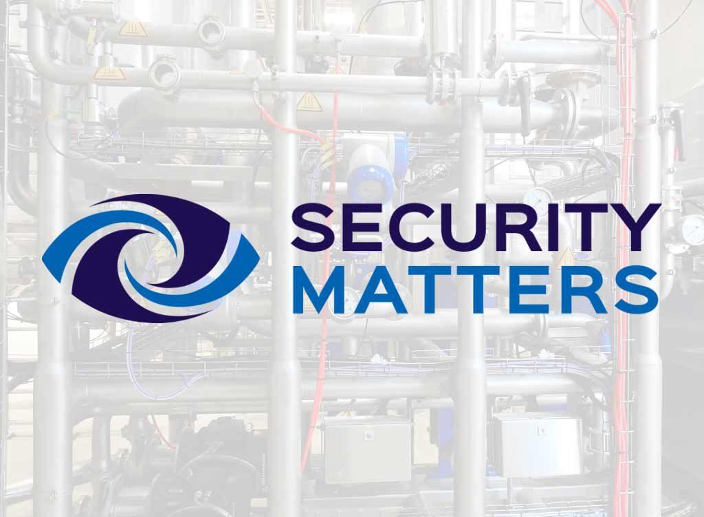 SecurityMatters, dolphin ingeniería, dolphining, consultoría, automatización industrial, infraestructura crítica, resiliencia industrial, identificación amenazas, recuperación de amenazas